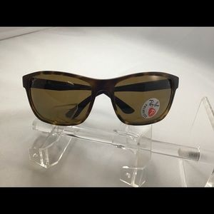 RayBan New RB4301 894/83Brown Polarized Authentic
